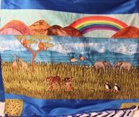 Noah's Ark Twin Tallit