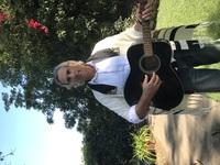 Guitar player's tallit