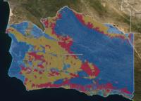 CA Assembly Bill 38: Fire Hazard Severity Zones Map
