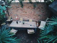 A (small) Patio Retreat