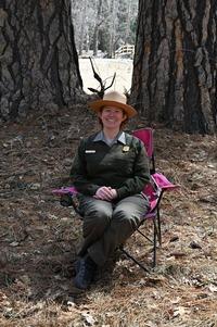 Shakespeare in Yosemite: Park Ranger Jamie Richards