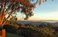 Dusk at 1275 Santa Teresita, Santa Barbara