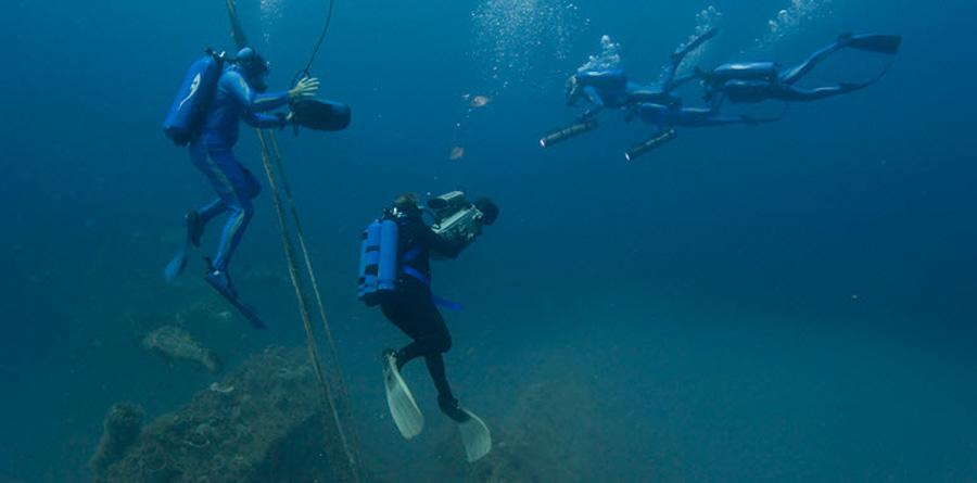 Underwater Gear