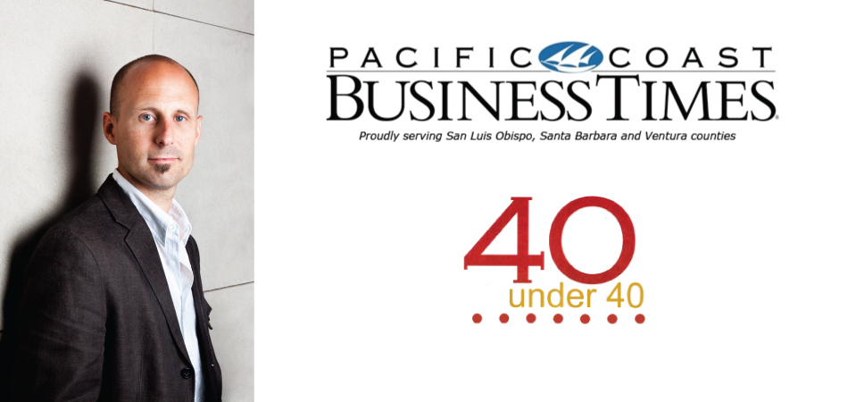 Pacific Coast Business Times 2012 '40 Under 40' Winners