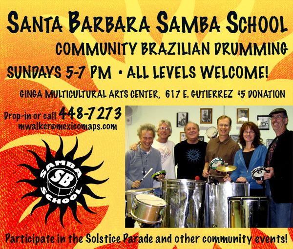 Santa Barbara Samba School