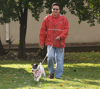 Segundo_walking_dog