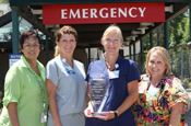 Santa Ynez Cottage Hospital receives award