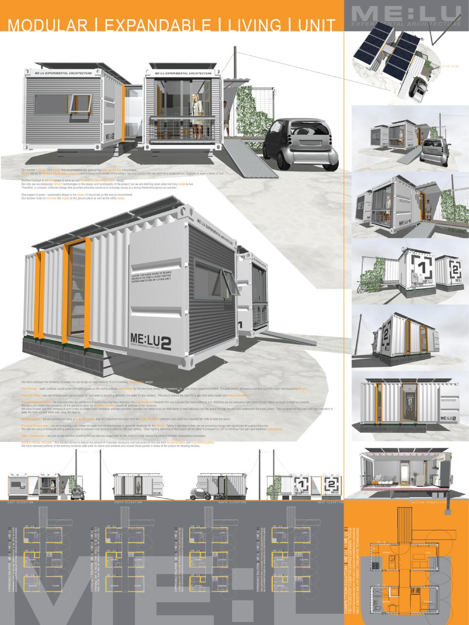 ME:LU Lifecycle Building Challenge