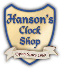Hanson's Clock Shop and Jewelers