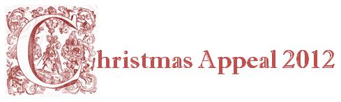 St. Vincent's Christmas Appeal-title2