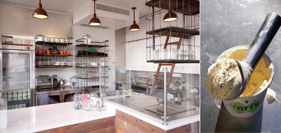 Roris Artisanal Creamery Santa Barbara