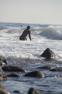 Rincon Surfers
