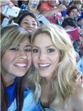 Shakira and El Noche de Estrellas! Miami, baby!