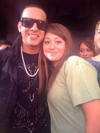 Daddy Yankee and Isabel