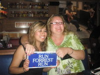 A tradition in Bubba Gump