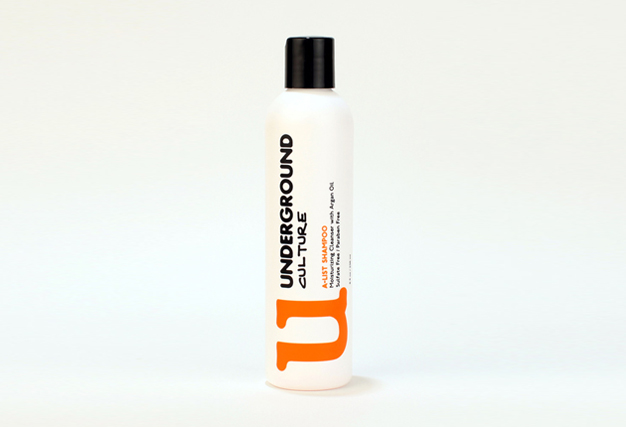 A-List Shampoo - With Argan Oil