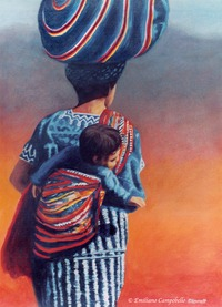 Mother and Child, Guatemala