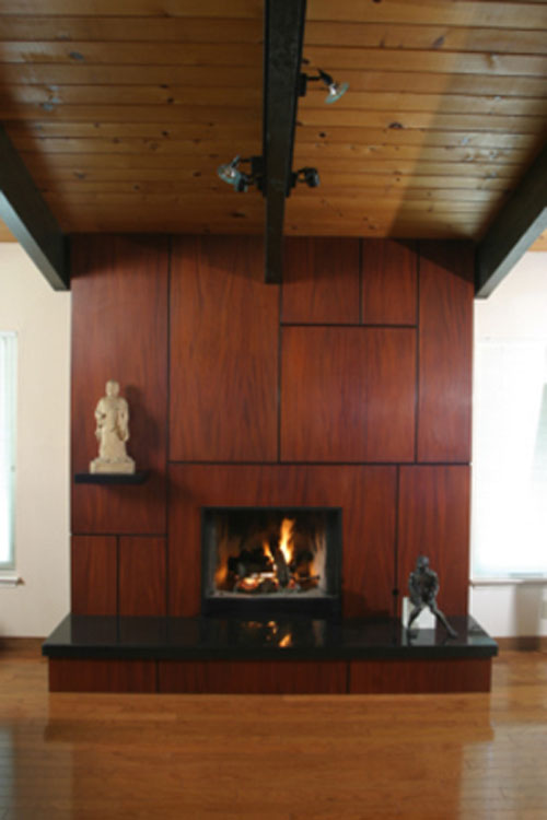 Mahogany-fireplace-surround
