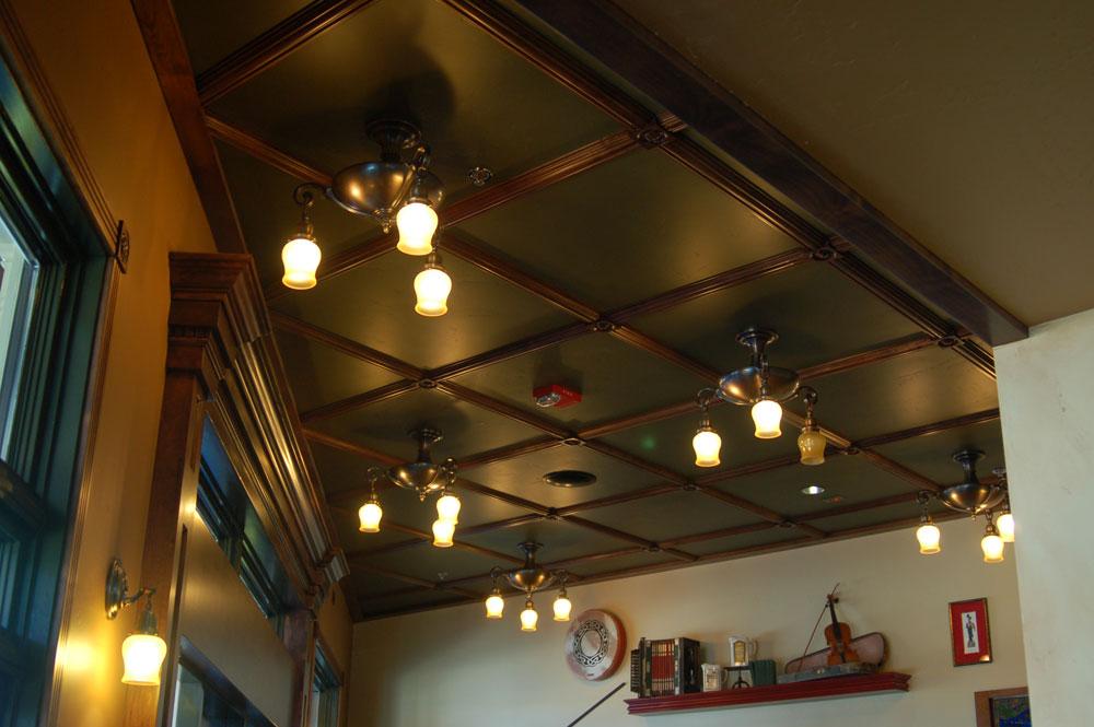 Custom-ceiling
