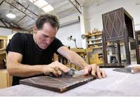 Builder of dreams : Nipomo woodworker turns ideas into treasures