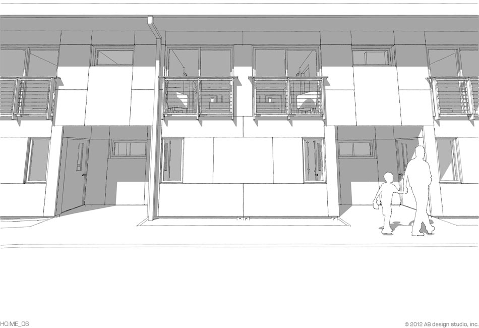 Residential Container Housing