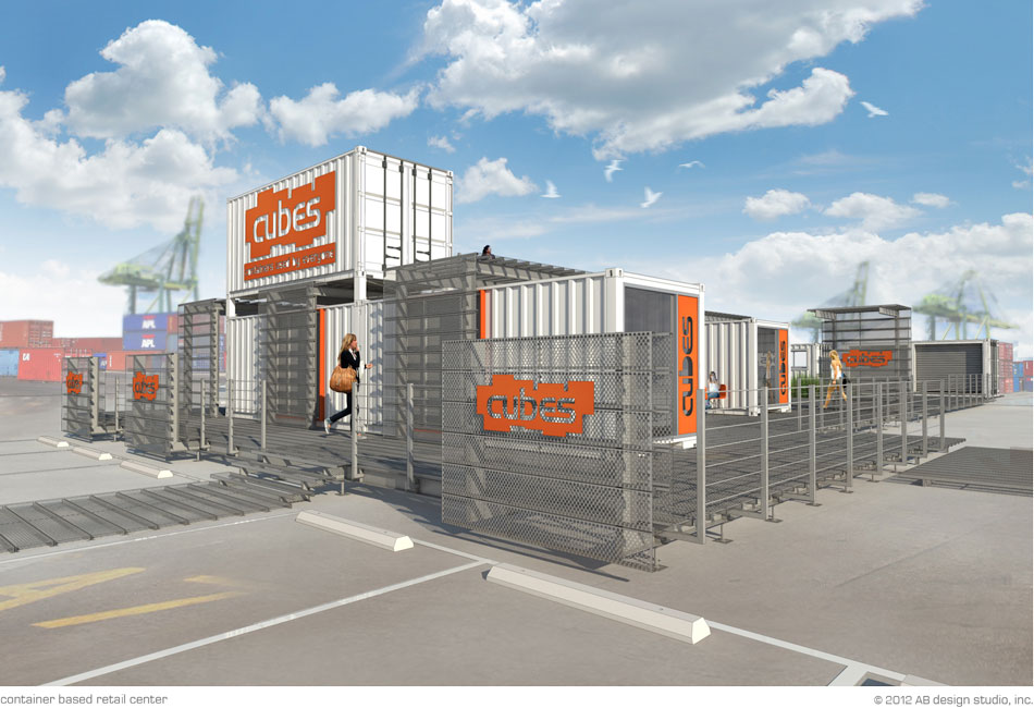 Container Based Retail