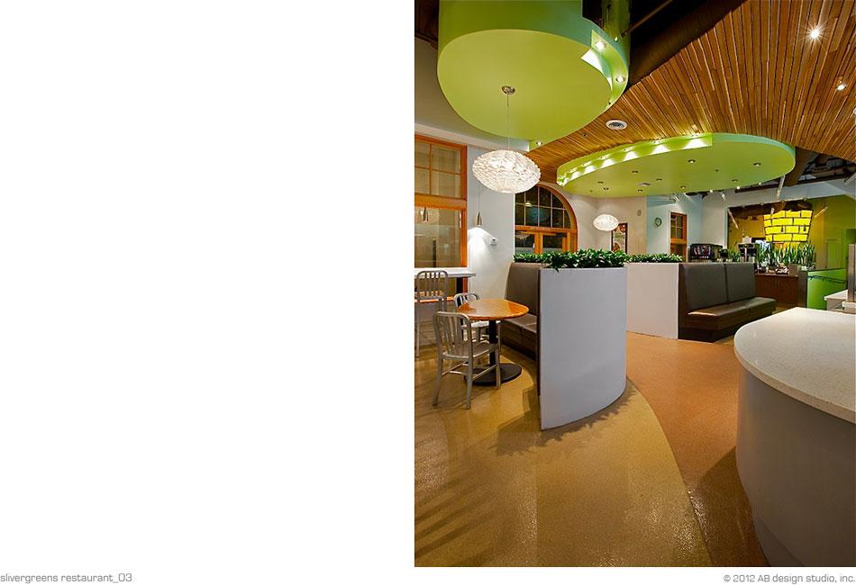 Silvergreens Restaurant