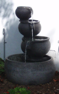 Terrazo Multi Tier Fountain