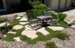 Flagstone Sitting Area