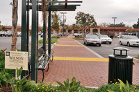 Brick Paver Commercial Installation Carpinteria