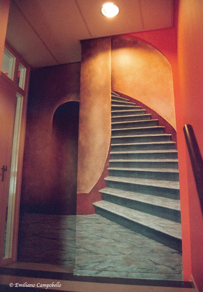 Quot Trompe L Oeil Quot Illusions Emiliano Art Amp Design