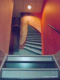 Trompe L'oeil Stairway