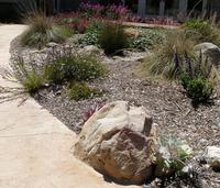 boulder landscape light