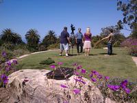 buffalograss video City TV filming UC Verde