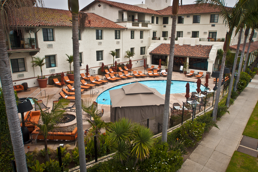 Hotel Mar Monte, Santa Barbara
