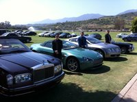 High-Goal Polo is now underway at the Santa Barbara Polo Fields: BlueStar Parking Providing Exclusive Valet Service!
