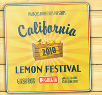 BlueStar Parking & Community Sponsorship: The 19th Annual California Lemon Festival