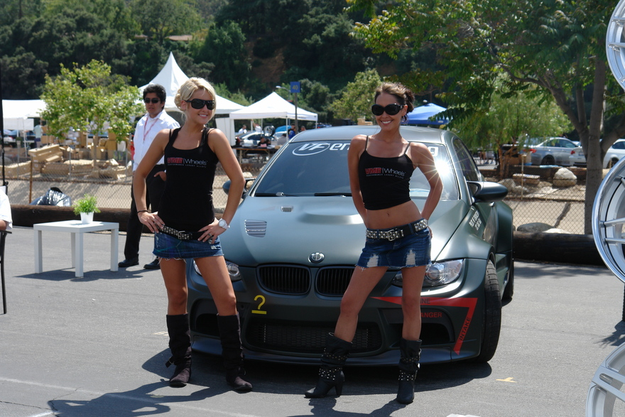 BlueStar Parking and Performance IX 8 Years of Bimmerfest