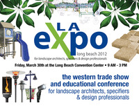 WELDesign Rainwater Innovation Featured at LA Expo