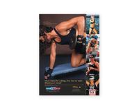 Harbinger Sports Fitness Ad 4