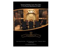 Custom Vintage Wine Cellars Ad 1