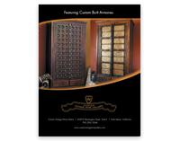 Custom Vintage Wine Cellars Ad 2