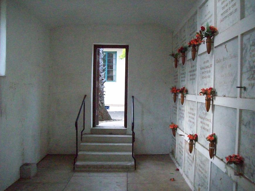 Old Mission Mausoleum