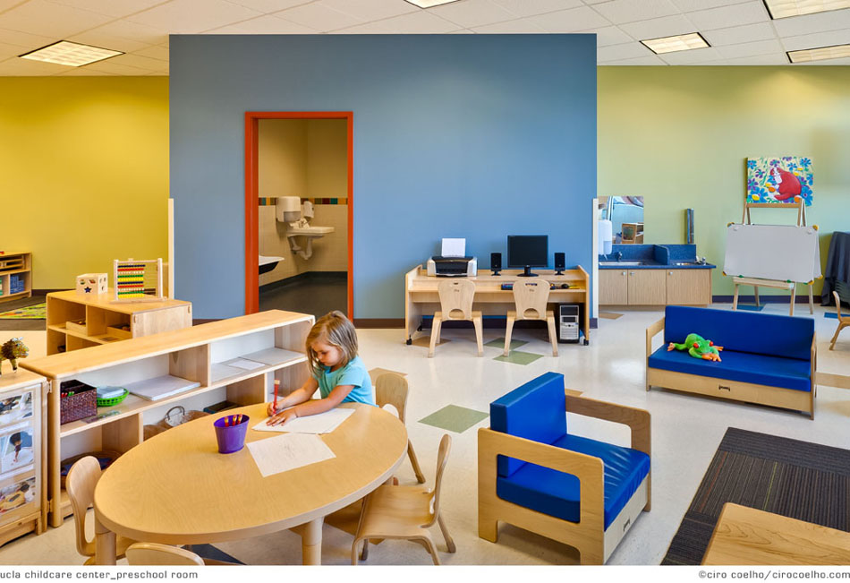 Childcare Architecture Interiors