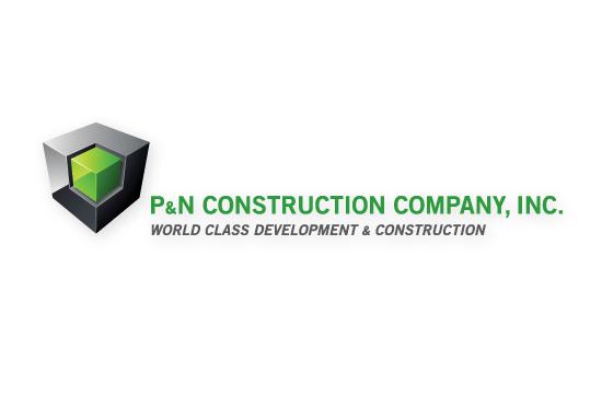 P&N Construction Logo