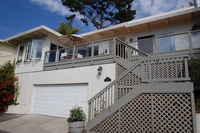 Santa Barbara View Home 901 Cheltenham Road SOLD