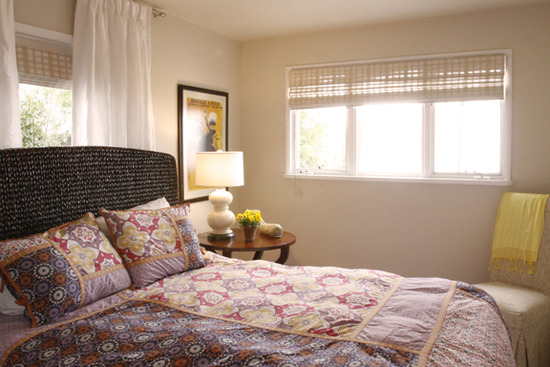 Seaview Cottage Bedroom One