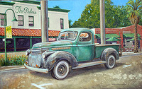 Santa Barbara Painter John Wullbrandt