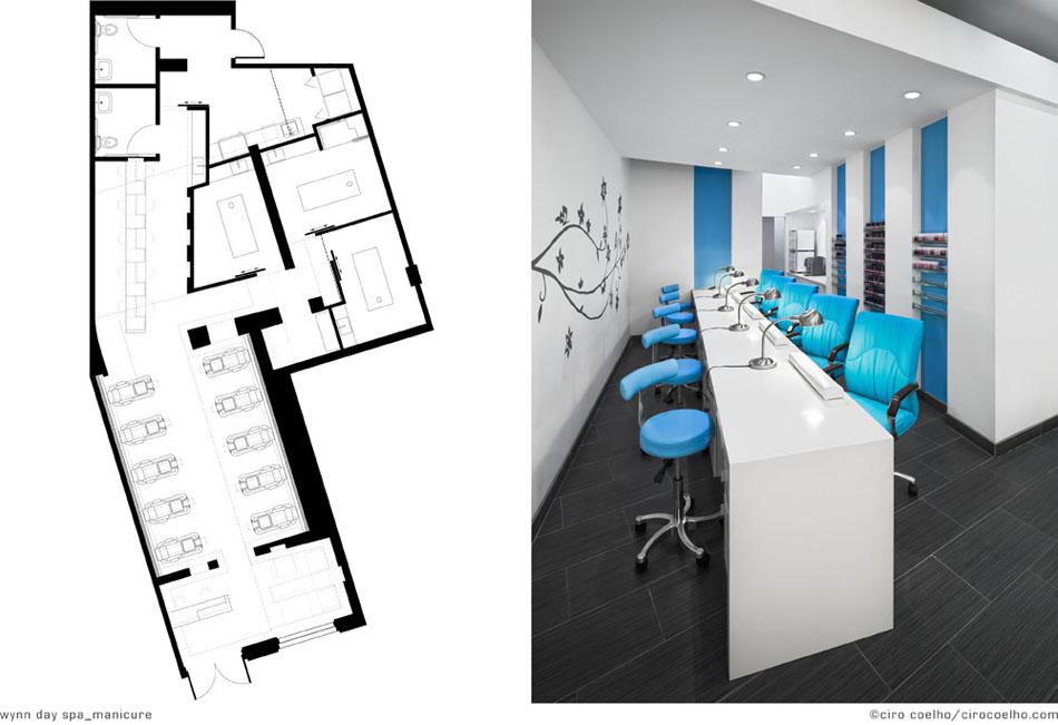 Modern Spa Interior