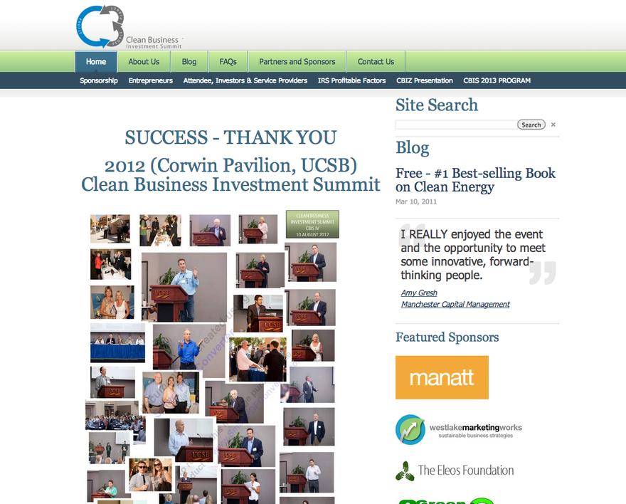 California Coast Venture Forum